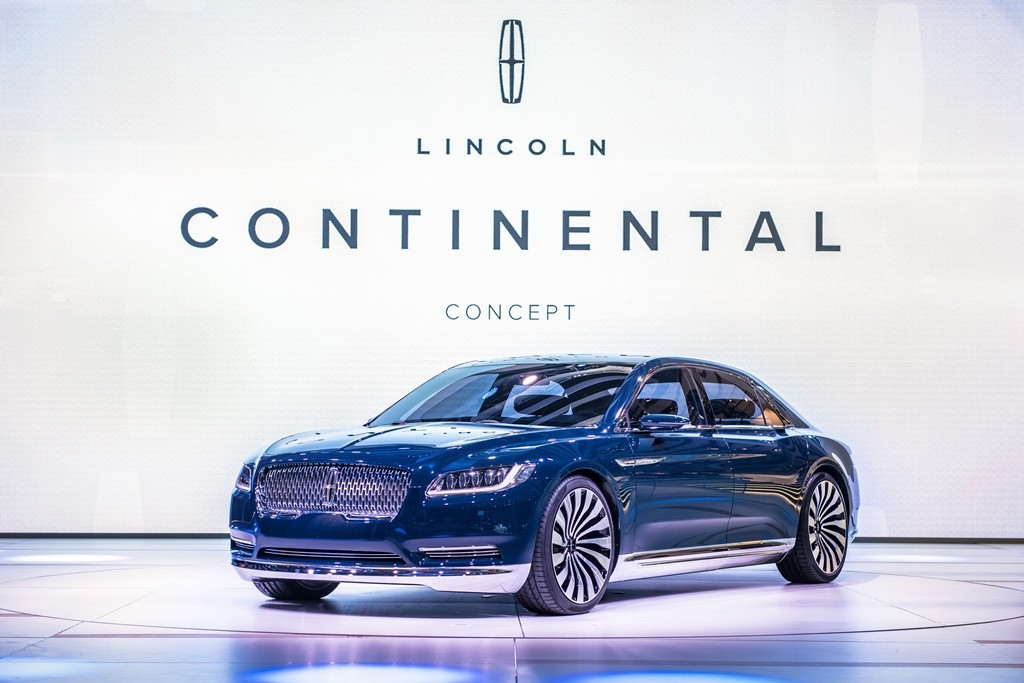 Lincoln Motor Company >> Lincoln Continental Concept Using Spd Smartglass Panoramic